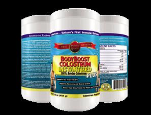 BodyBoost Colostrum Instantized