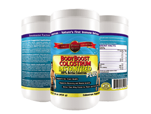 Bovine Colostrum Powder Supplement