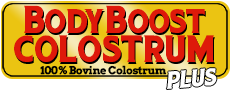BodyBoost Colostrum Logo