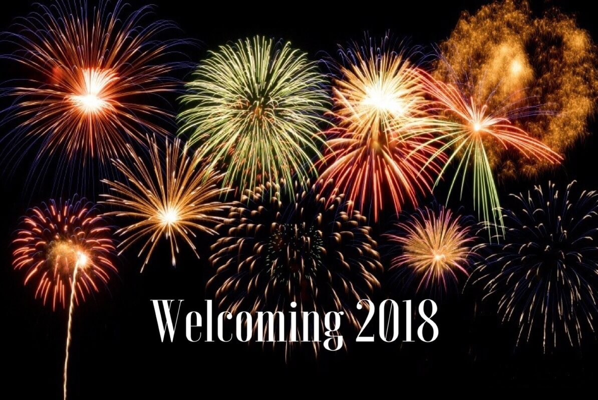 Welcoming 2018