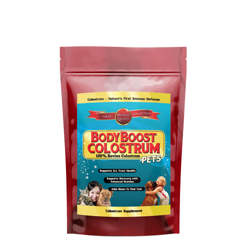 Bovine Colostrum for Pets