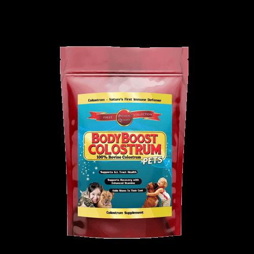 Bovine Colostrum for Pets