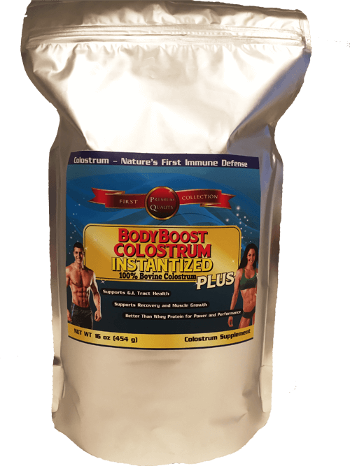 Bovine Colostrum Supplement