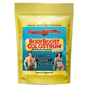 BodyBoost Whole Colostrum