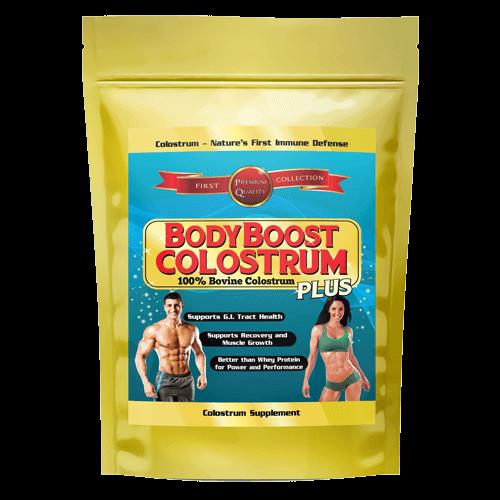 Bovine Colostrum Supplement