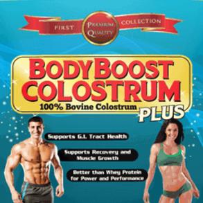 Bovine Colostrum for Immune System
